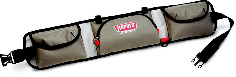 看起來就很舒服的Rapala 2010款腰包