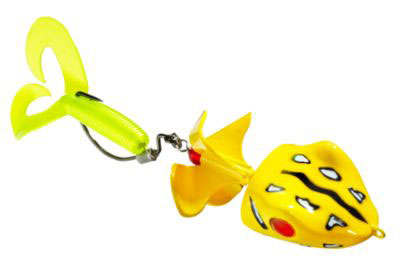 Bass Pro Shops XPS Turbo Toad Buzzbaits 超級混種路亞