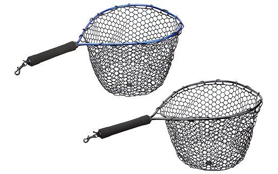 ProX 橡膠網目短柄撈網