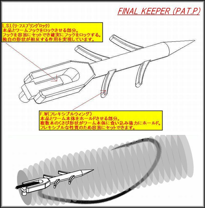 439BMR COMPANY FINAL KEEPER 軟蟲補強最終兵器