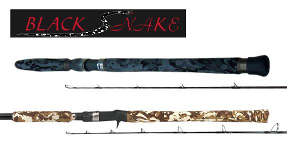 HEARTY RISE BLACK 「S」NAKE 這就是台灣品牌HR的雷強竿….
