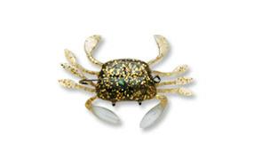 Storm wildeye live swimming crab  脫殼軟螃蟹~
