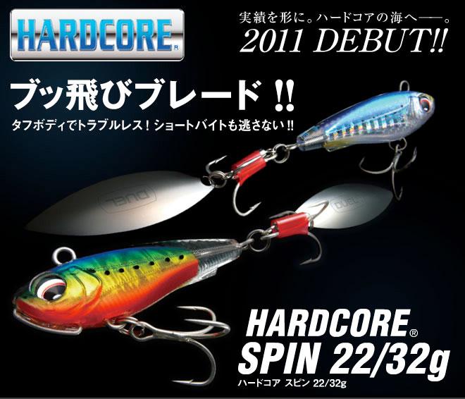duel Hard core ® spin 這玩具 我們曾經見過嗎?