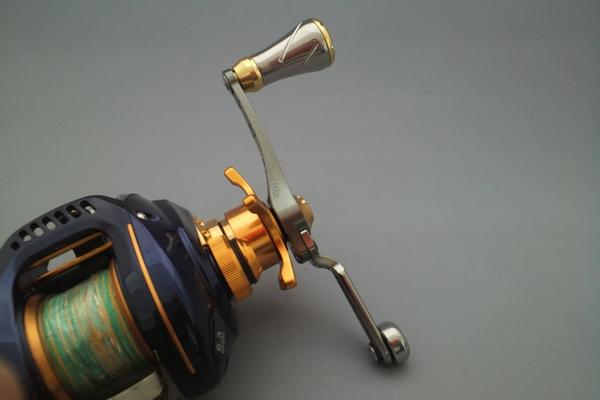 LIVRE V.A.E Cabra 可調式重心雙軸專用把手