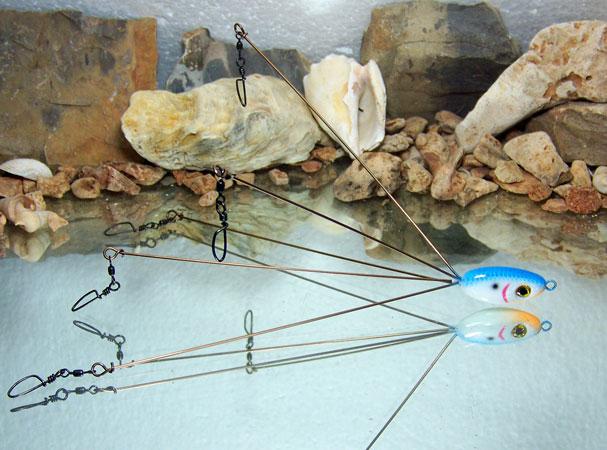 The Alabama Rig 本家 阿拉巴馬釣組專用鉛頭