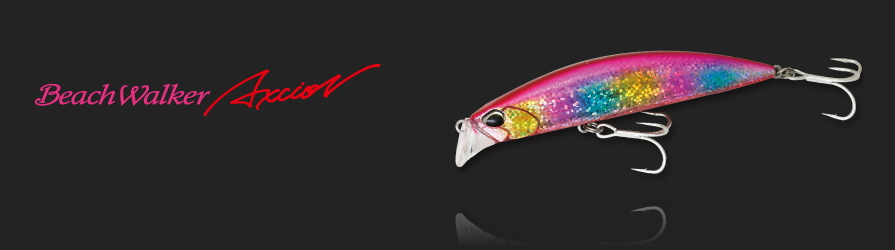 DUO Beach Walker Axcion 平魚專用高比重Minnow 堀田光哉加持力作!