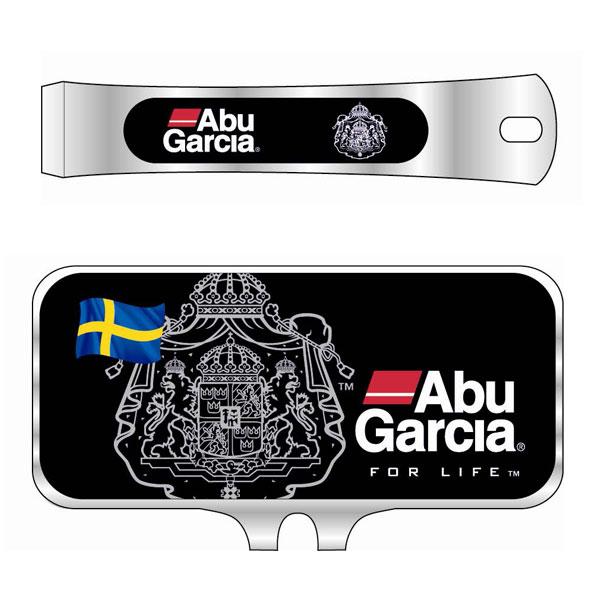 超便利!Abu Garcia 夾帽式磁石扣與子線夾