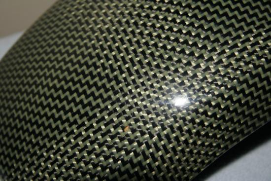 特殊素材 Kevlar 運用