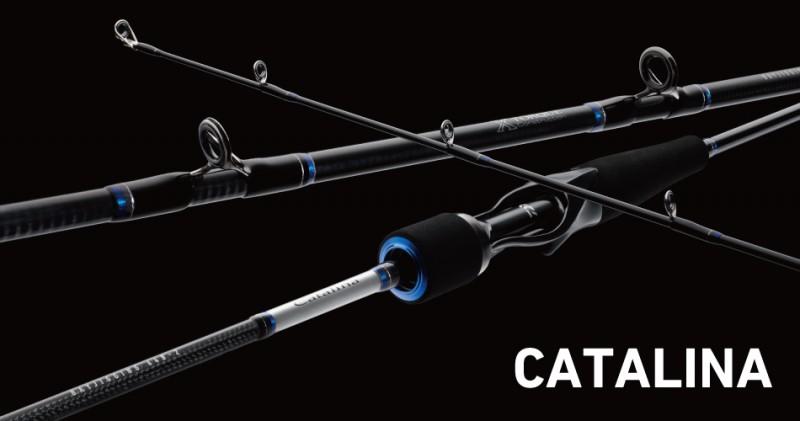 全型號雙軸對應 DAIWA CATALINA BJ 船用輕量鐵板竿