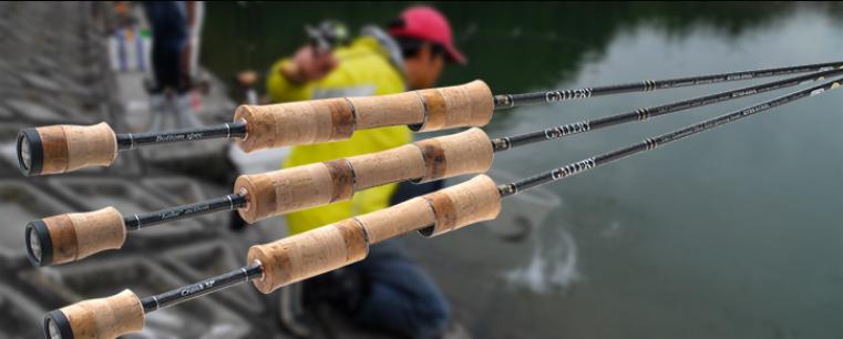 沉穩內斂 PALMS GALLERY 管釣用鱒魚竿