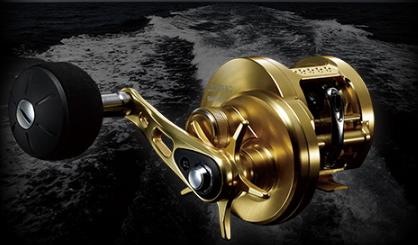 新次元性能 SHIMANO OCEA CONQUEST 雙軸鼓式捲線器