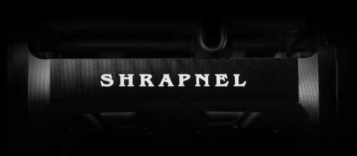 黑羊傳奇再續 DAIWA RYOGA SHRAPNEL雙軸鼓式捲線器
