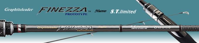 激流場特仕! OLYMPIC Nuovo FINEZZA PROTOTYPE Limited 根魚竿