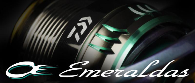 餌木精隨DAIWA Emeraldas AIR 紡車式捲線器