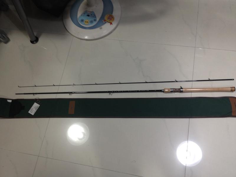 天龍RZ85MH-BC(Taison),超本流長槍鱒購得