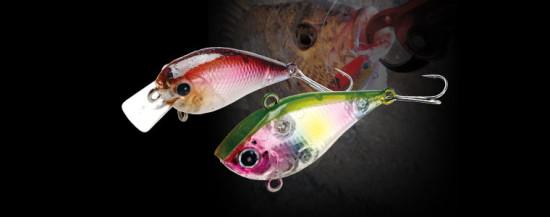一起上,LuckyCraft Chinu O 黑鯛專攻VIB/CRANK