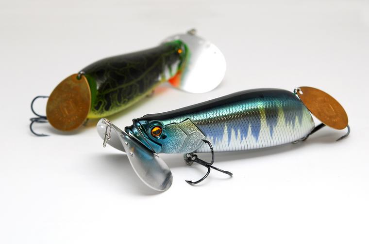 猛牛坦克RAID JAPAN BULL TANK Bass用水表餌