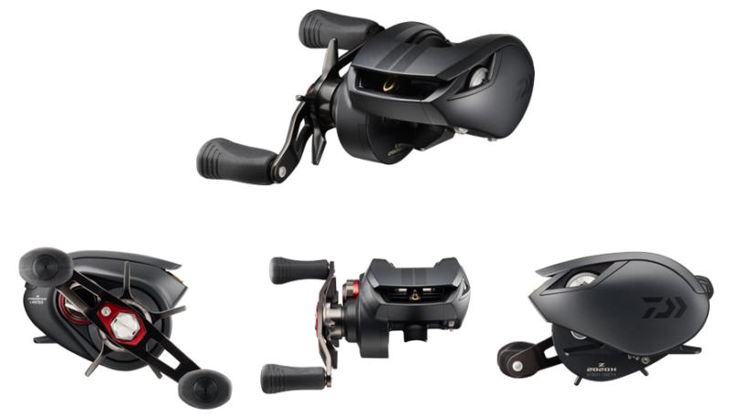 黑力小升級 DAIWA Z 2020 BLACK LTD雙軸梭式捲線器