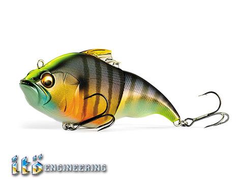 Megabass VATALION 變幻自在的雙節魚