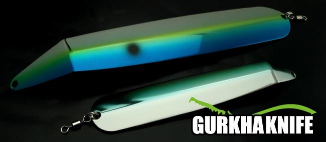 一折再折 deps GURKHAKNIFE Bass用Big Spoon