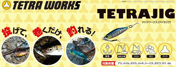 微鐵微物樂~DUO Tetra Works TETRAJIG