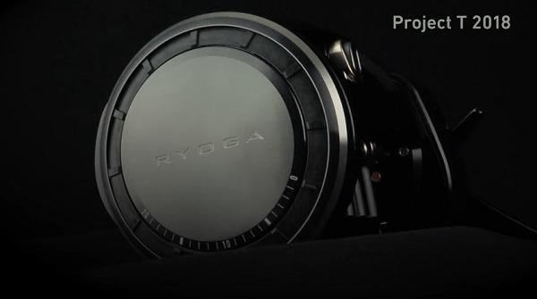 精悍再升級 DAIWA RYOGA 雙軸鼓式捲線器 2018樣式