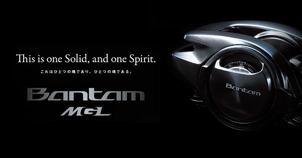 精實理念 SHIMANO Bantam MGL 雙軸梭式捲線器