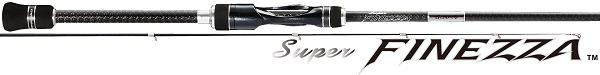 豪華高泛用性能 OLYMPIC Super FINEZZA 根魚竿 2018樣式