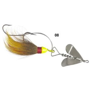 Uncle Buck's Bucktail Skirt Buzzer  超蓬鬆鹿毛系BUZZ BAIT