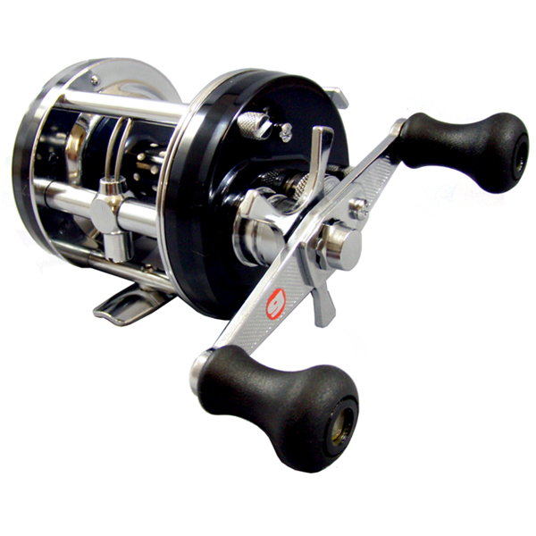日系 Abu Garcia 限定版 AMB. 6501CS Rocket Factory Tuned Black