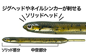 Fish Arrow Air Bag Minnow 浮水小魚,抖抖~