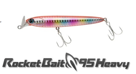 火箭高飛!ima Rocket Bait 95 Heavy