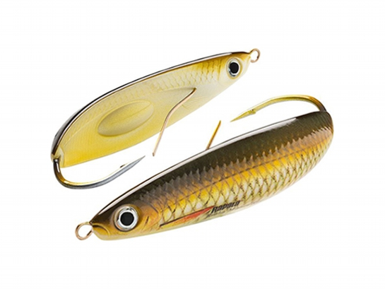 RAPALA RATTLIN' MINNOW SPOON 超響,超旋,超防纏!